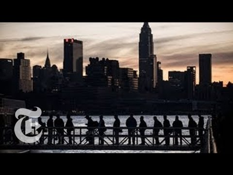 Lower Manhattan is Still in Blackout Caused by Hurricane Sandy | The New York Times