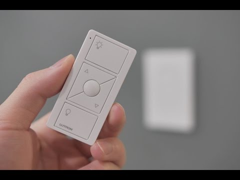 Lutron Caseta smart home lighting starter kit blogger review