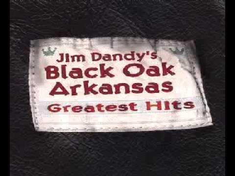 Jim Dandy's Black Oak Arkansas - Post Toastee