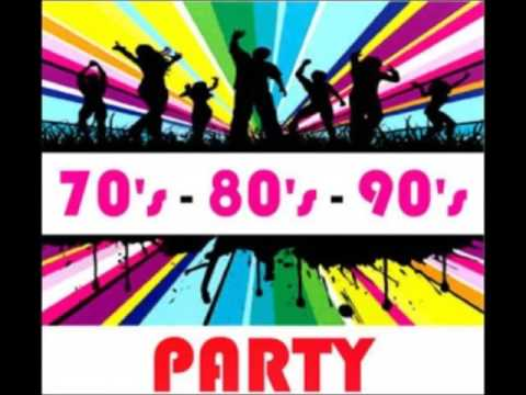70's 80's 90's Party