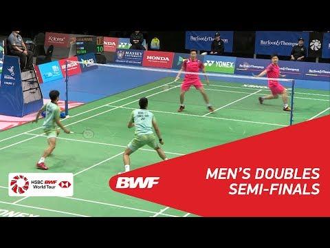 MD | CHEN/WANG (TPE) [1] vs HE/TAN (CHN) [7] | BWF 2018