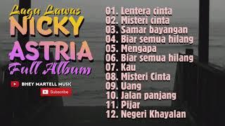 "Download Lagu NICKY ASTRIA ♡ || 12 LAGU TERBAIK SEPANJANG MASA || MENGINGAT MASA"" MUDA BERNOSTALGIA.. mp3"