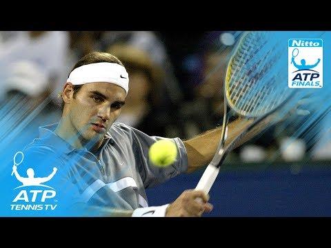 Return Winners: The 2003 ATP Finals