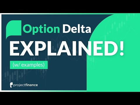 Option Delta Explained (Best Guide) | Option Greeks for Begi