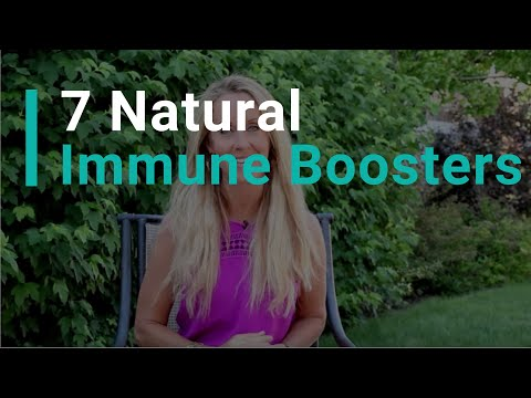 7 Natural Immune Boosters