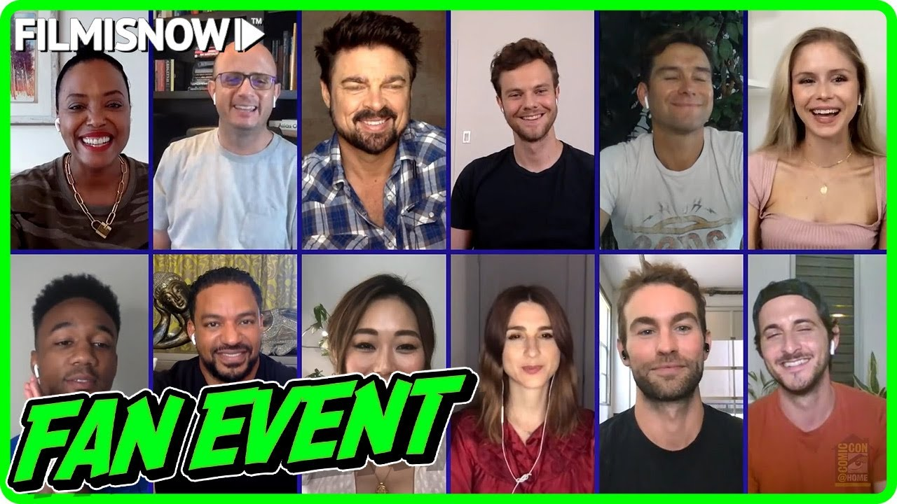 THE BOYS - Season 2   SDCC 2020 Full Panel