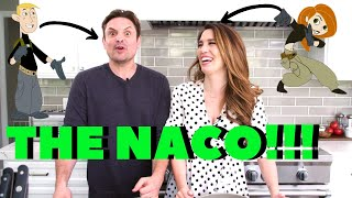 Kim Possible and Ron Stoppable Make THE NACO!!! YouTube Videos