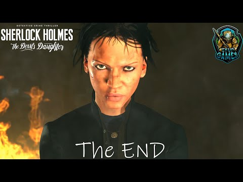 Sherlock Holmes: The Devils Daughter - The END?! How Obvious. |