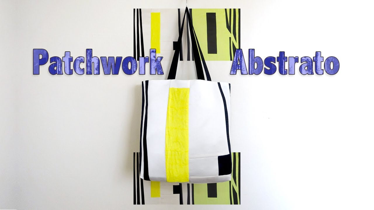 PATCHWORK ABSTRATO