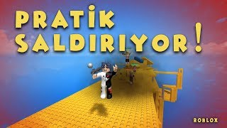 PRACTICE ATTACKS! / ROBLOX CASTLE BATTLES / PRACTICE GAME