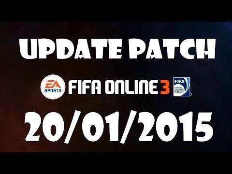 อัพเดทความเคลื่อนไหว Patch 2015 FIFA Online 3