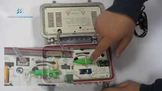 Оптический приемник LATEL LR-708. Обзор