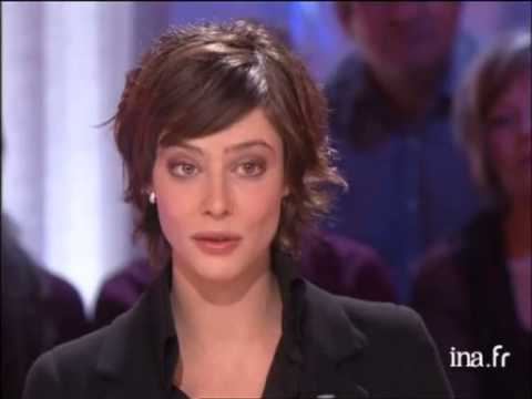 Interview biographie d'Anna Mouglalis - Archive INA
