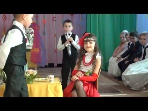 Лучшая детская сценка Свидание в кафешке (старшая группа)