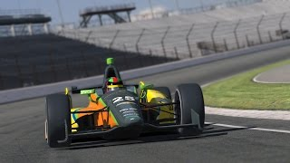 Stefan Wilson and Driven 2 Save Lives in the 2016 Indy 500