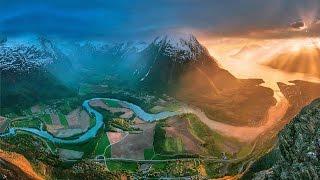 Норвегия – земля фьордов(Королевство Норвегия — государство в Северной Европе, располагающееся в западной части Скандинавского..., 2016-02-06T21:31:54.000Z)