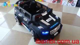Детский электромобиль джип M 2698 R Mercedes Benz Ener G Force ibambi com ua