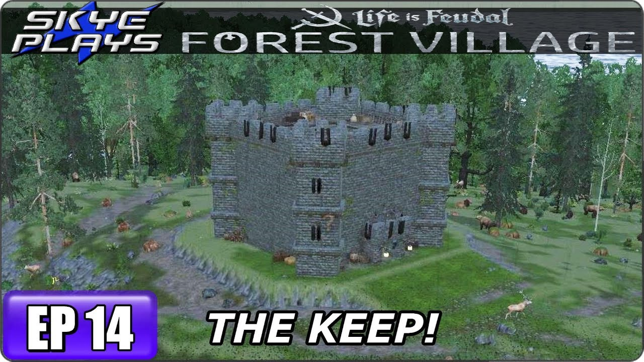 Life is feudal forest village increase camera distance life is feudal mmo winter