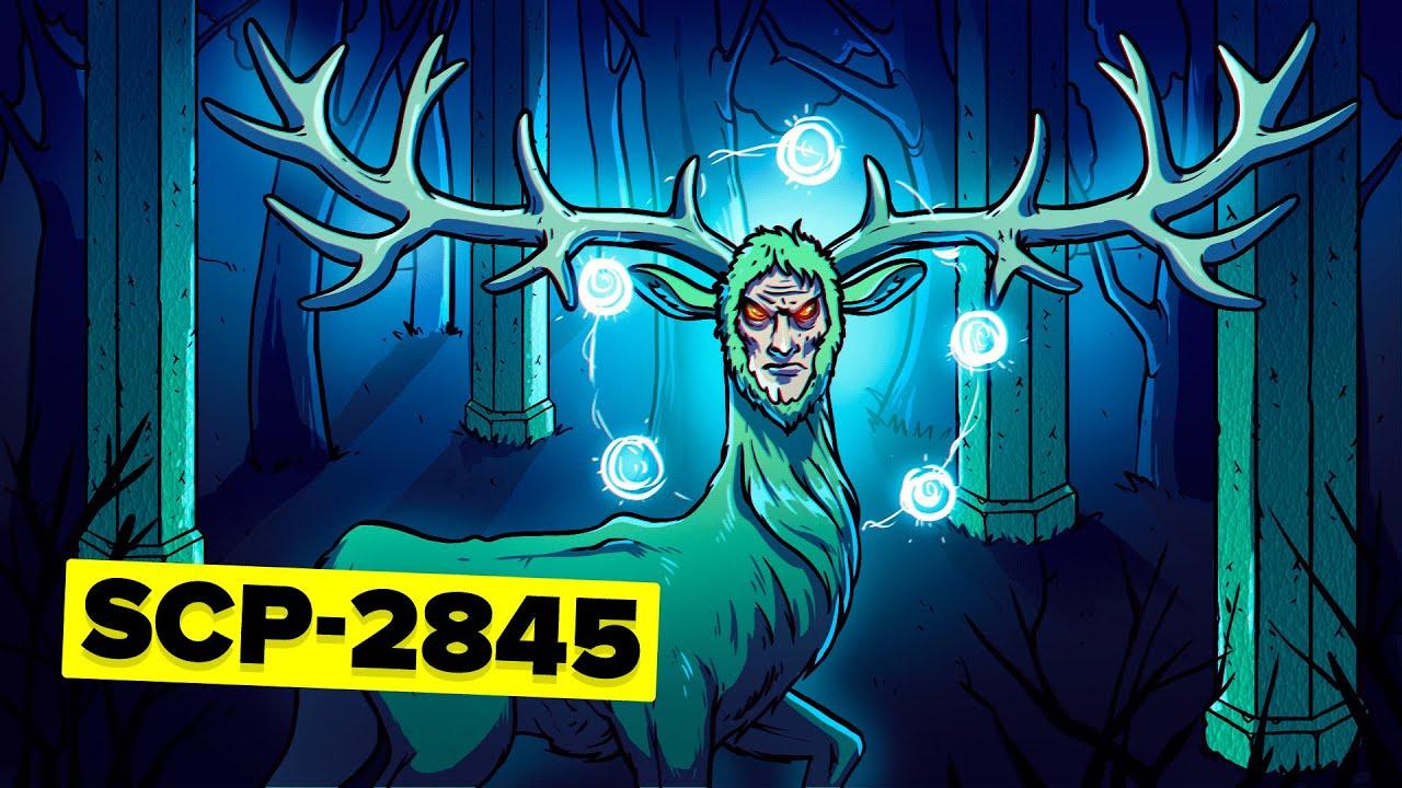 SCP-2845 - Dewa Alien Jatuh ke Bumi - SANG RUSA (Animasi SCP)