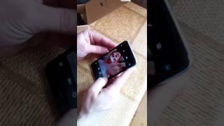 видео Проблема фокуса камеры смартфона.