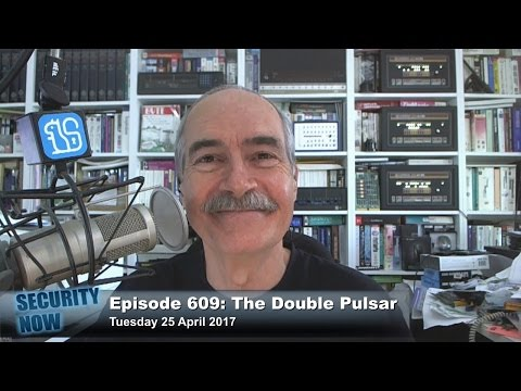 Security Now 609: The Double Pulsar