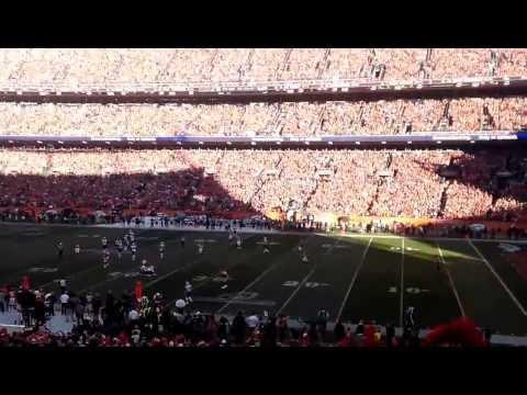 Denver Broncos-  Brady