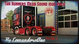 ets2 Scania v8 Engine Sound Real Pack