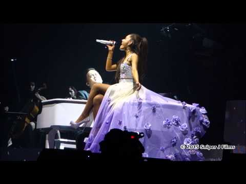 Ariana Grande 'Just A Little Bit of Your Heart' live in Milwaukee, WI on February 28 2015