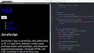 WEB2 JavaScript - 33.객체의 활용