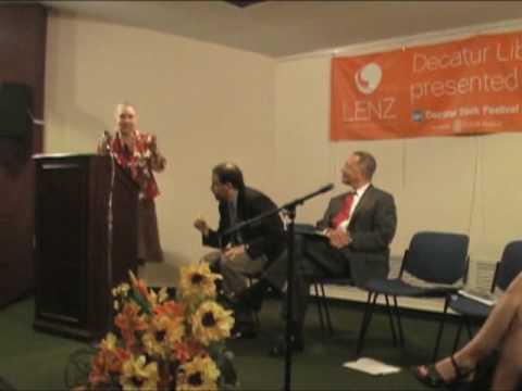 2008 Lillian Smith Book Award Ceremony, Part 4