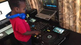 Dj Arch Jnr Gets New Gear From Algoriddim (3yrs Old) Djay Pro