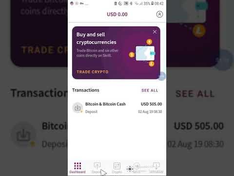 Eglantin:Us Skrill Deposit Bitcoin From Any Wallet
