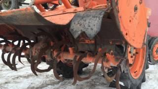 Японский мини трактор kubota L1501(2wd) - kotamoto.ru - японские трактора и шины.(Японский трактор в отличном состоянии, пашет , сеет, выкапывает, бурит, косит , облегчает ваш труд, 2wd, 2 цилин..., 2015-02-24T01:55:26.000Z)