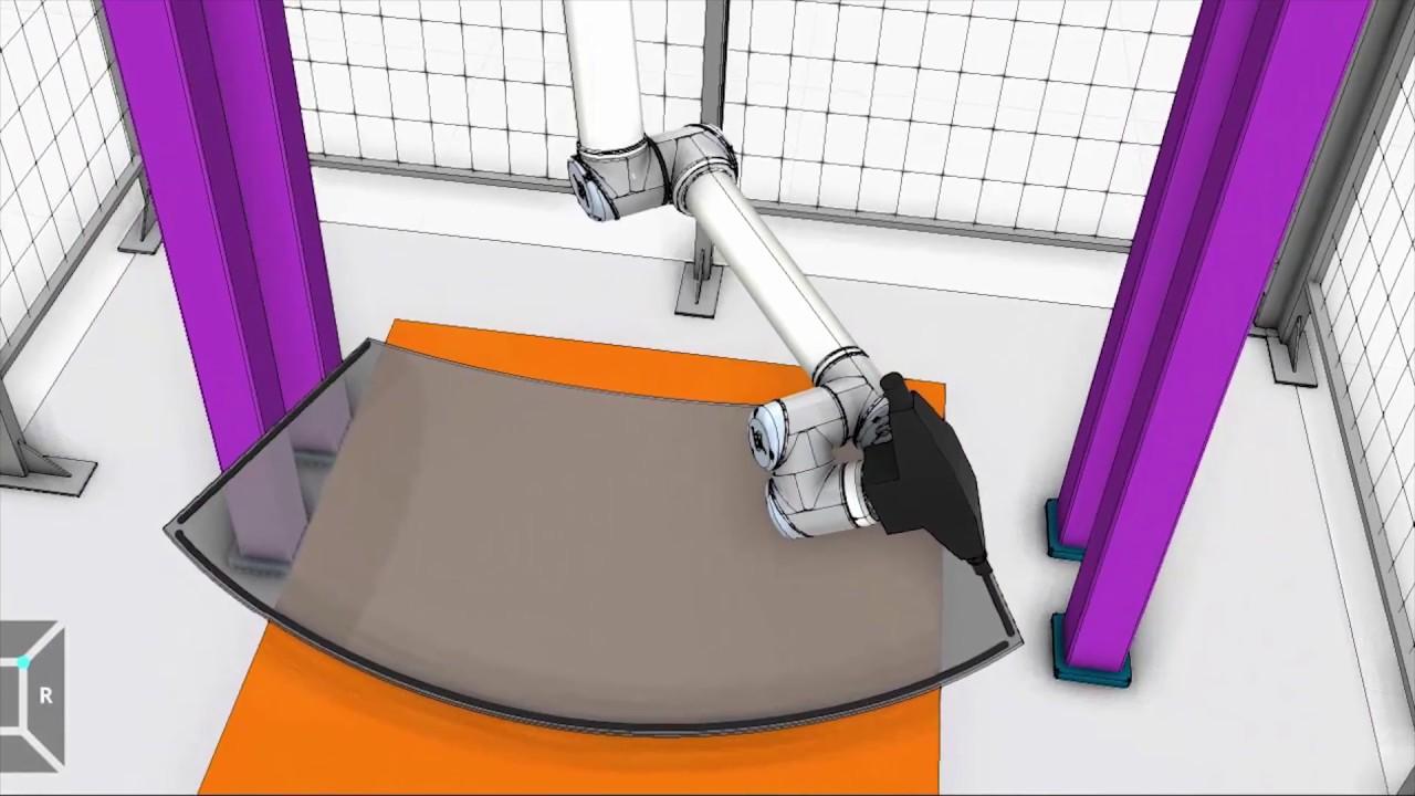 Universal Robots Launching Zero Footprint Palletizer at ATX West