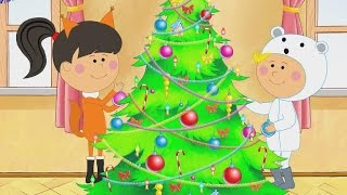 Новогодние песни - В лесу родилась елочка(Понравилась песенка? Тогда рекомендуем: http://bit.ly/1mo5t3b. Любимая новогодняя песенка всех детей и взрослых!..., 2014-12-29T08:48:56.000Z)