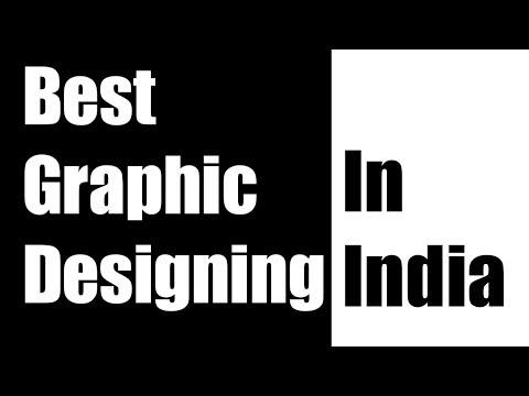 Best Graphic Designing Institute In India-in Hindi