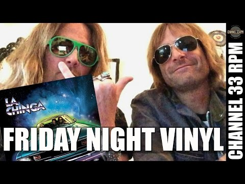 FRIDAY NIGHT VINYL with guests La Chinga | Record Collecting