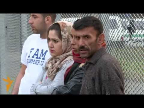 Inside Czech Migrant Camp Dubbed 'Worse Than Prison'