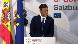 Pedro Sánchez espera que el