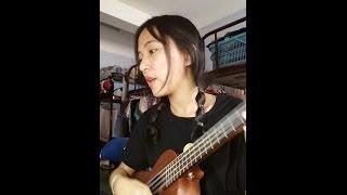 Ukulele Cover Là vì em Lép Muvik by Cao Tiểu Yêu- Vì em Lép - Kobie ft Ubin - lyric karaoke