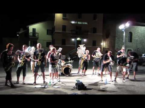 ORCHESTRA DA STRADA TOOS - Musica dal Mondo 2012
