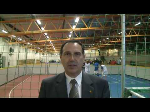 "EFUS interview of Guido Cools, Consultant ""Sport Youth Brandenburg"" Project"