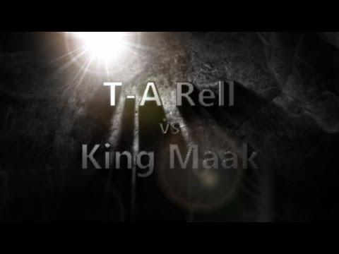 T-A Rell vs King MaaK - TR/FP Rap Battles