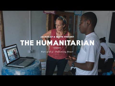 Following Heart - The Humanitarian
