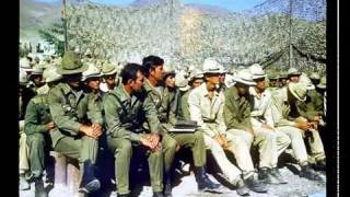 Democratic republic of Afghanistan 1979 - 1989