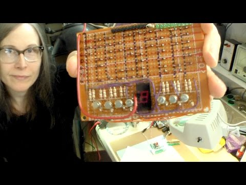 FranLab: Diode Steering For Displays