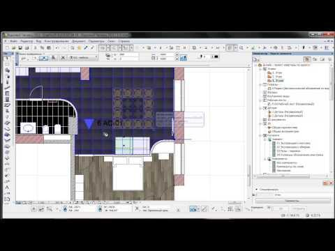 Дизайн проект офиса, расстановка офисной мебели