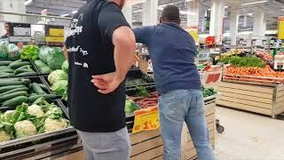 Action des éleveurs contre la part de viande d'importation dans les grandes surfaces