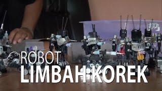 NET JATENG - ROBOT LIMBAH KOREK