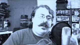 bela lugosis dead bauhaus ukulele cover